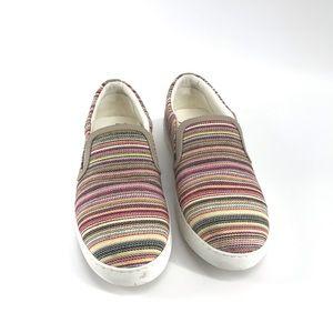 Colorful Sam Edelman Slip On Shoes Size 9